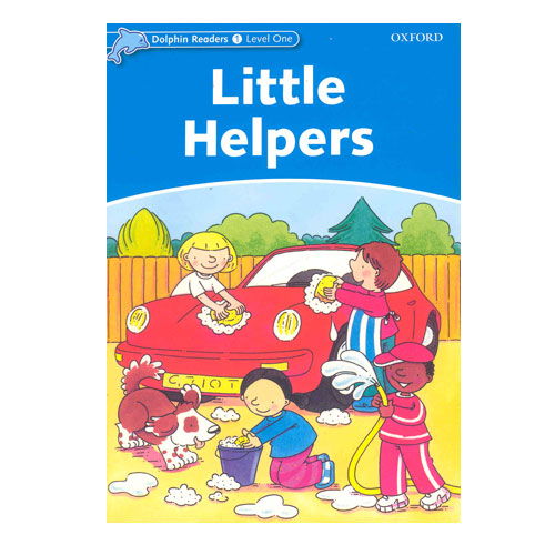 Dolphin Readers Level 1 S/B Little Helpers