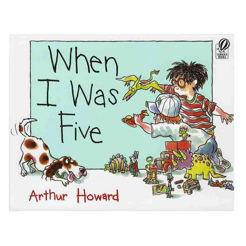 My First Literacy 1-08 When I was Five