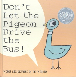 베오영 Don't Let the Pigeon Drive the Bus!