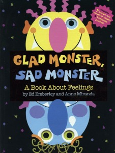 베오영 Glad Monster, Sad Monster