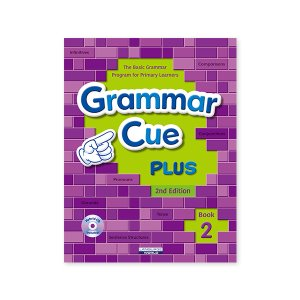 Grammar Cue Plus (2nd) 02