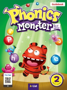 Phonics Monster 2nd Edition T/G 02