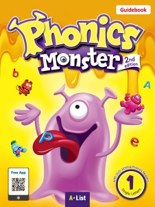 Phonics Monster 2nd Edition T/G 01
