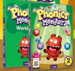 Phonics Monster 2nd Edition (S/B + W/B) Set 02
