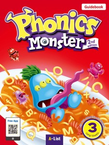 Phonics Monster 2nd Edition T/G 03