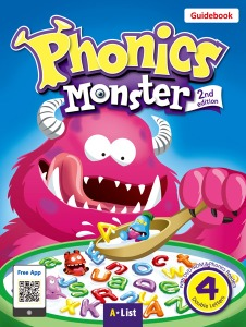 Phonics Monster 2nd Edition T/G 04