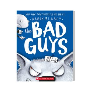 The Bad Guys 09 in te Big Bad Wold
