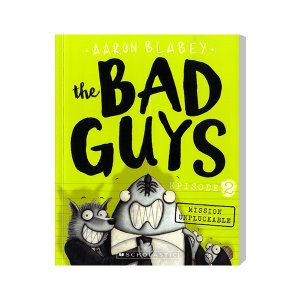 The Bad Guys 02 in Mission Unpluckable