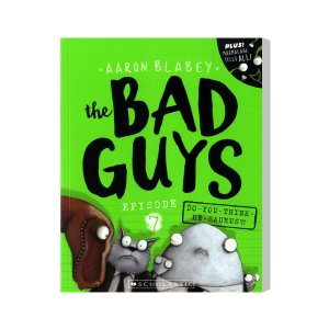 The Bad Guys 07 in Do-You_Think-He-Saurus?!