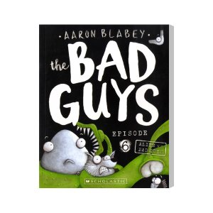 The Bad Guys 06 in Alien vs Bad Guys