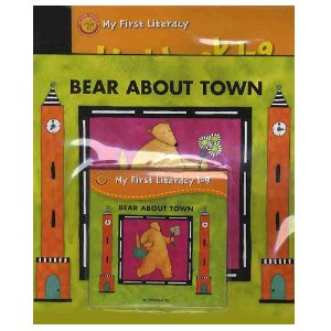 My First Literacy 1-09 Bear About Town