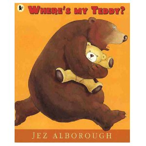 My First Literacy 1-10 Where's My Teddy?