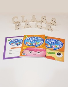 Come On, Phonics Class Pack 01