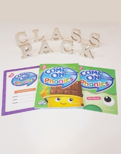 Come On, Phonics Class Pack 02