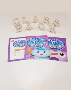 Come On, Phonics Class Pack 05