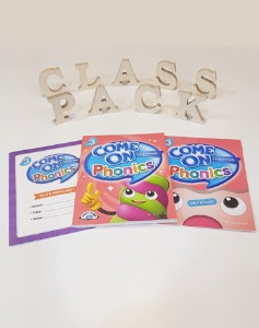 Come On, Phonics Class Pack 03