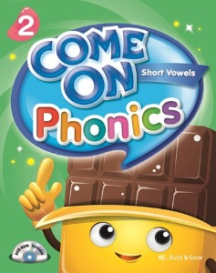 Come On, Phonics S/B 02