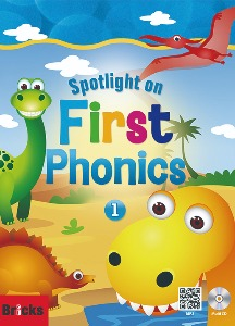 Spotlight on First Phonics 01