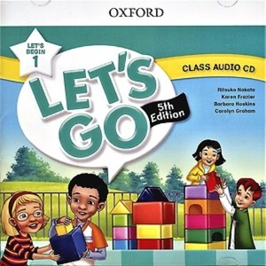 Let's Begin Class Audio CD (5th Edition) 01