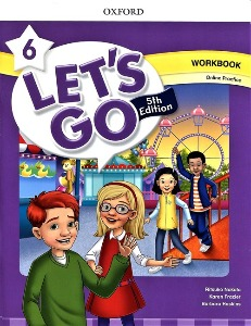 Let's Go Work Book with Online Practice (5th Edition) 06