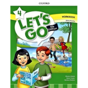 Let's Go Work Book with Online Practice (5th Edition) 04