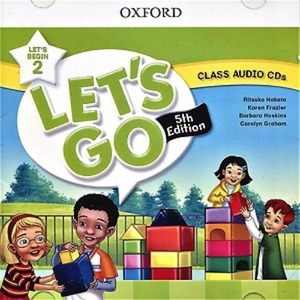 Let's Begin Class Audio CD (5th Edition) 02