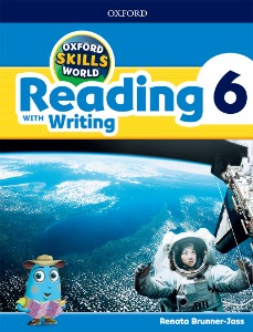 Oxford Skills World Reading with Writing Studentbook with Workbook 06
