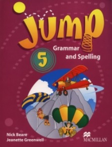 Jump Grammar and Spelling Level 5