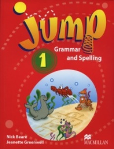 Jump Grammar and Spelling Level 1