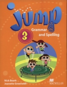 Jump Grammar and Spelling Level 3