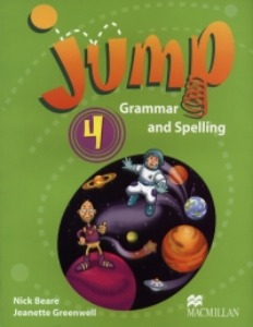 Jump Grammar and Spelling Level 4
