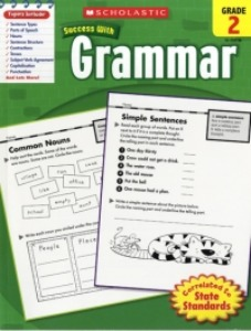 Success With Grammar Grade 2 (W/B)