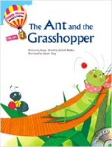 Happy House Aesop′s Fables 7 The Ant and the Grasshopper