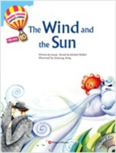 Happy House Aesop′s Fables 10 The Wind and the Sun
