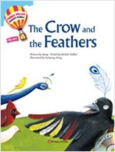 Happy House Aesop's Fables 4 The Crow and the Feathers