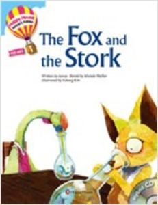 Happy House Aesop's Fables 1 The Fox and the Stork