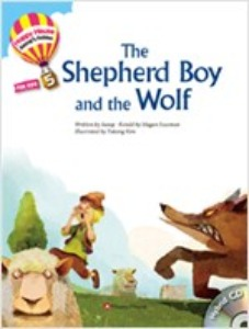 Happy House Aesop's Fables 5 The Shepherd Boy and the Wolf