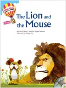 Happy House Aesop′s Fables 8 The Lion and the Mouse