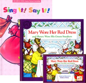 Sing It Say It! 1-07 SET Mary Wore Her Red Dress