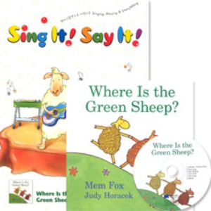Sing It Say It! 2-06 SET Where Is the Green Sheep?