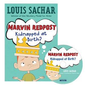 Marvin Redpost #1:Kidnapped at Birth? (B+CD)