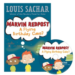 Marvin Redpost #6:A Flying Birthday Cake? (B+CD)