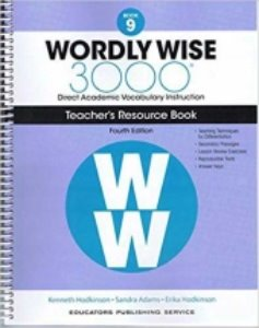 Wordly Wise 3000 4E 9 Teacher's Resource Book