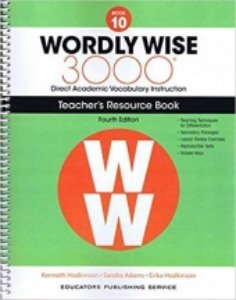 Wordly Wise 3000 4E 10 Teacher's Resource Book