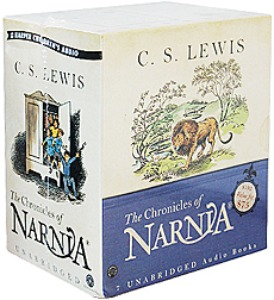 The Chronicles of Narnia #1 - 7 (오디오시디 31장)