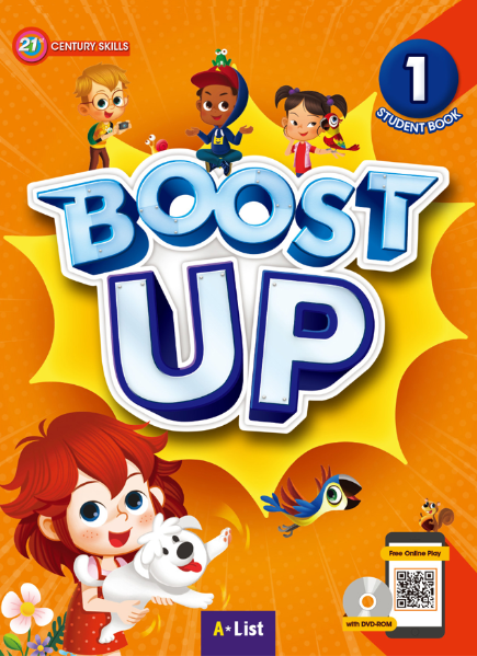 Boost Up Student Book 1