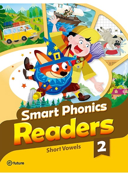 Smart Phonics Readers 2 (Combined Version)