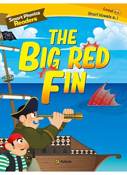 Smart Phonics Readers 2-2 : The Big Red Fin