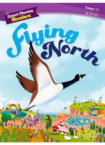 Smart Phonics Readers 5-4 : Flying North