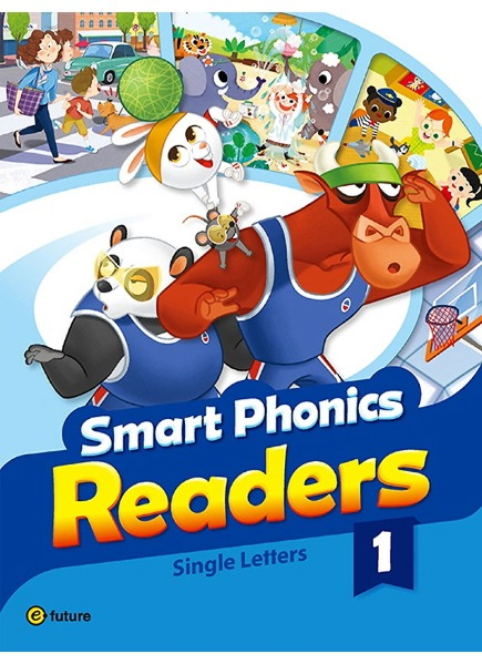Smart Phonics Readers 1 (Combined Version)